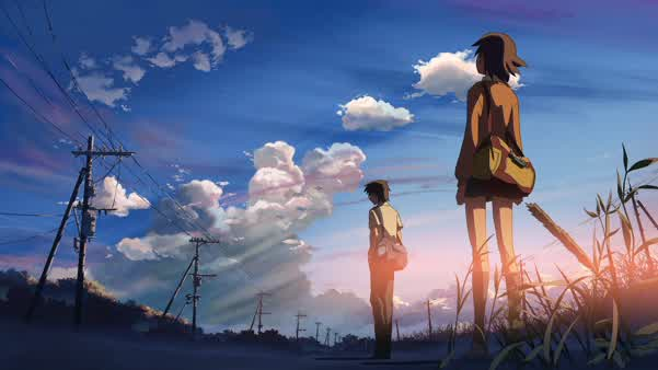 Image result for دانلود انیمه سینمایی 2007 5 Centimeters Per Second