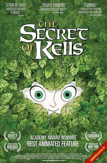 راز کلز   The Secrets Of Kells (زبان اصلی)