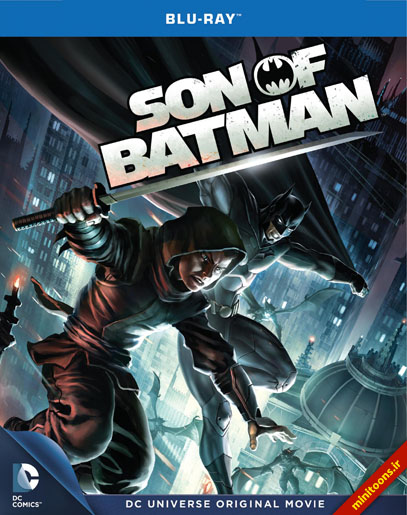 پسر بتمن   Son of Batman (زبان اصلی)
