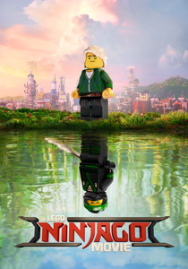 The LEGO Ninjago Movie Comic-Con Trailer